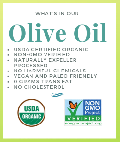 Olive Oil - SES Research Inc.