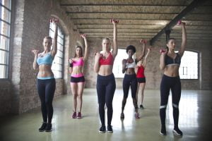 Girls Workout - SES Research Inc.