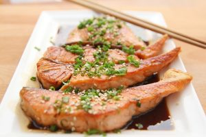Fish Fry, vegan supplements