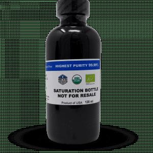 Saturation Bottle
