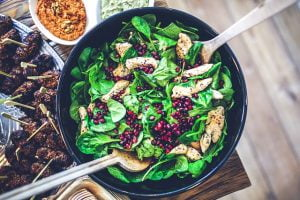 Spinach Healthy Diet - SES Research Inc.