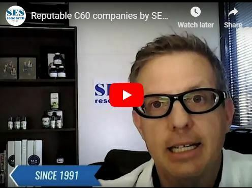 Finding a Reputable C60 companies - Finding a supplier you can trust