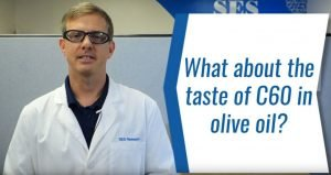 Taste of C60 Olive Oil - SES Research Inc.