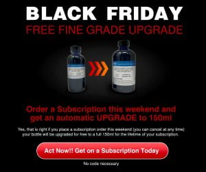 Free Fine 150 Upgrade Black Friday - SES Research Inc.