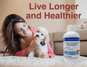 Dog Live Longer - SES Research Inc.