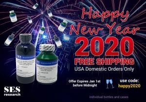 Happy New Year Free Shipping - SES Research Inc.