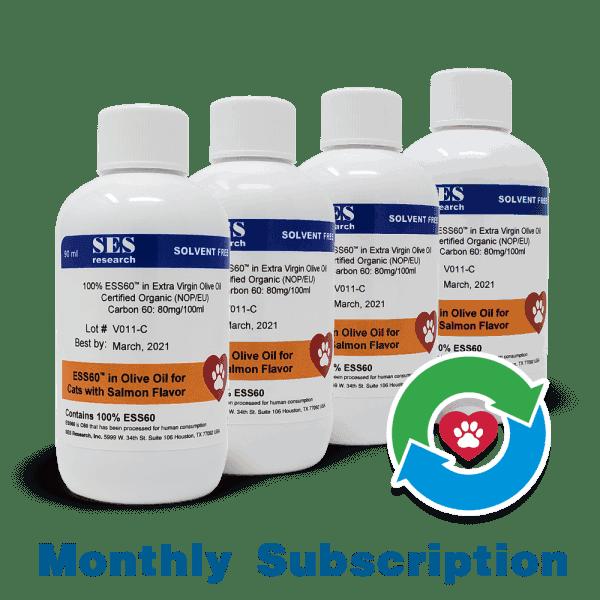 Cat Subscription - SES Research Inc.