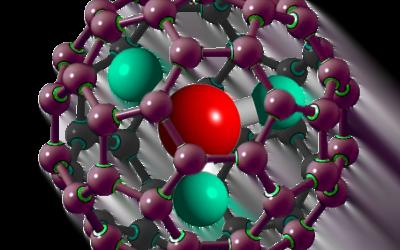 Lutetium Lu3N@c80 97% Purity, 25 mg
